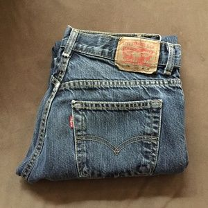 Levi's 505 Boy Jean Size 16 Regular 28 x 28